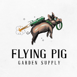 Logotipos para FlyingPig por Mad pepper