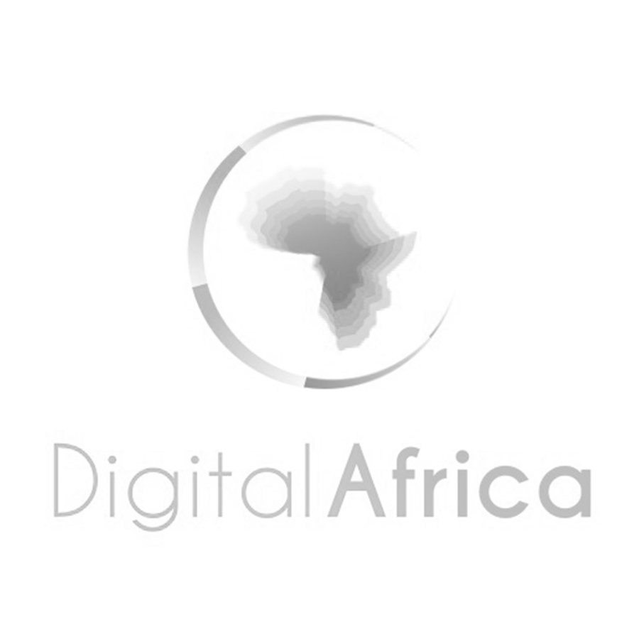 digital africa logo design entry by Design Stuio on 99designs