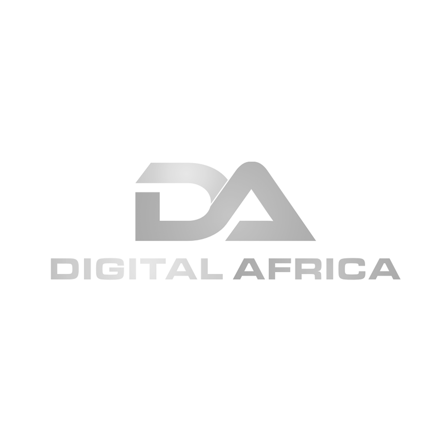digital africa logo design entry by STEVI . M on 99designs